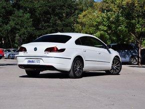 一汽-大众  3.0FSI 车辆右侧尾部视角