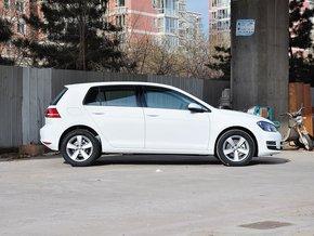 一汽-大众  1.4TSI 手动 车辆正右侧
