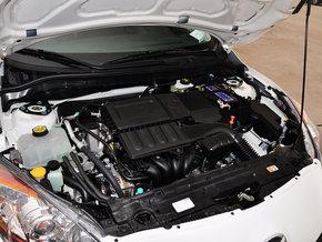 长安马自达  两厢 1.6L 自动 发动机主体特写