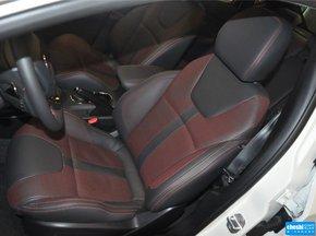 广汽菲亚特  1.4T DCT 驾驶席座椅正视图