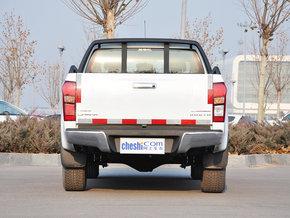 江西五十铃  2.5T 自动 车辆正后方尾部视角