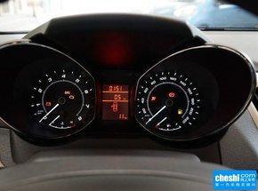 奇瑞汽车  1.5T 手动 方向盘后方仪表盘