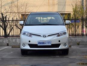 新款丰田普瑞维亚实车图亮相 实用商务车高清图片