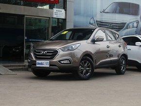 北京现代  改款 GL 2.0L 手动 车辆左前45度视角
