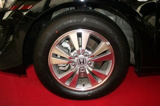 本田 雅阁 第8代 轮胎轮毂