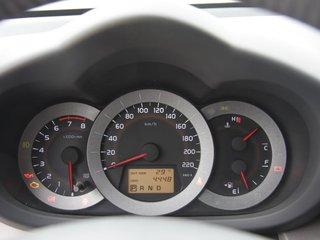 一汽丰田 RAV4中控