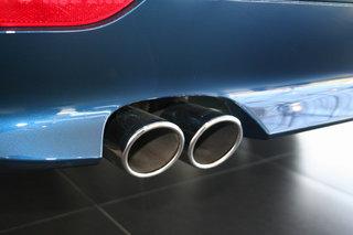 德国宝马 5系 排气管