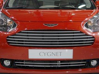 [A]-阿斯顿-马丁 Cygnet 车展