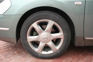 日产 天籁御 轮胎轮毂