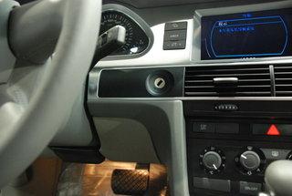 奥迪 新A6L 2008款 右侧按钮或储物盒