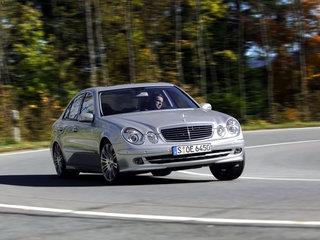 2004款 奔驰E级