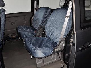 第二排座椅