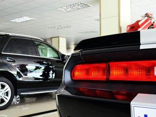 车辆左后大灯正视角