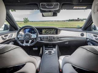 奔驰S级AMG图片