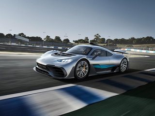 {AMG Project One}图片