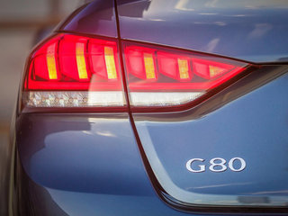 Genesis G80图片