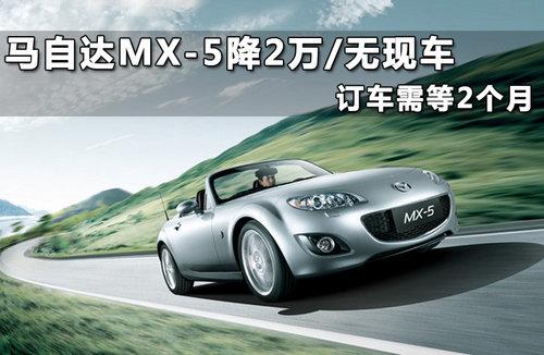 马自达(进口)  MX-5 2.0 AT