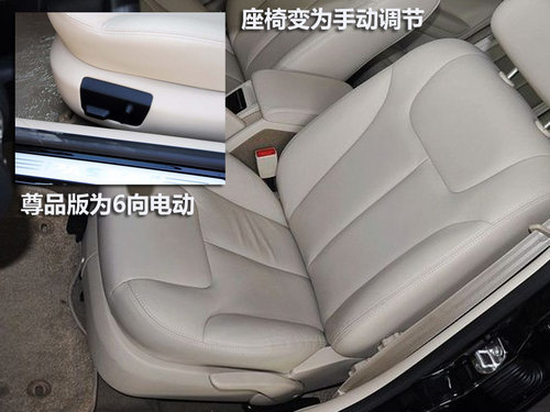 上海大众  新领驭 1.8TSI AT