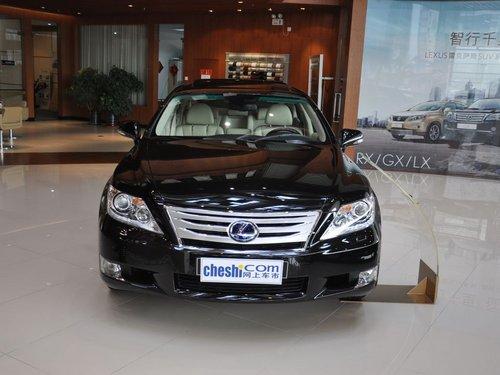 哈尔滨雷克萨斯ls600hl降30万现车有售高清图片
