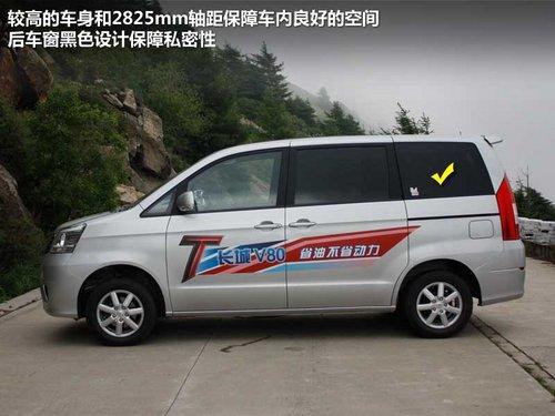 长城  V80 2.0 MT