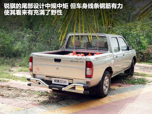 郑州日产  锐骐皮卡(ZN1032U2Z) 3.0 MT