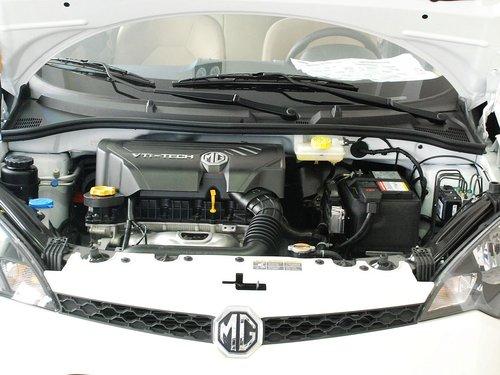MG  1.5 AMT 发动机局部特写