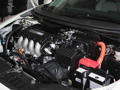 本田(进口)  1.5L CVT 发动机主体特写