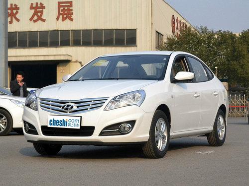 北京现代  1.6L 自动