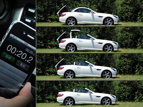 奔驰 slk 350高清图片