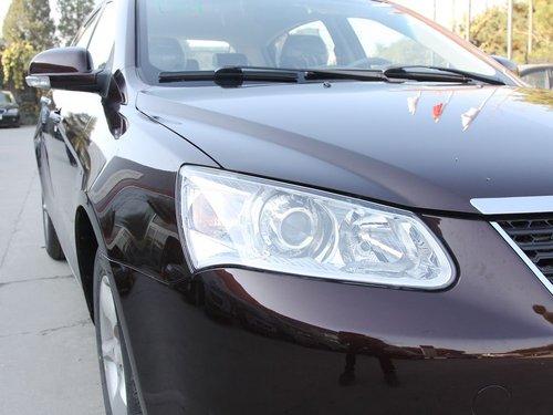 帝豪 帝豪ec7-rv 1.5 mt 车辆右前大灯正视图图片