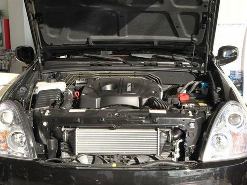 双龙汽车  RX270 Xdi 2.7T AT 发动机局部特写