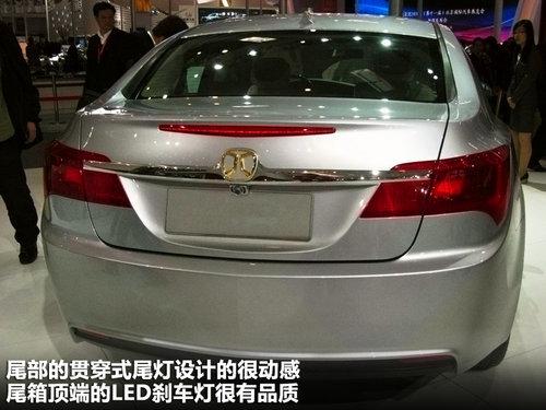 北京汽车  BC301