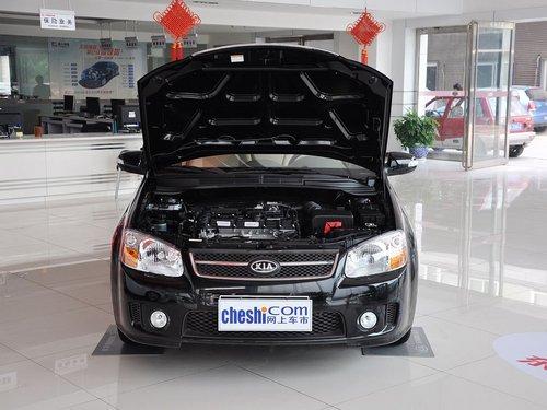 东风悦达起亚  1.6L 手动 车辆发动机舱整体