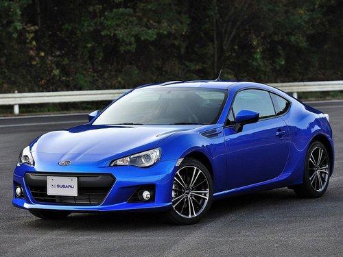 斯巴鲁将参展2012年日本东京改装车展 高清图片
