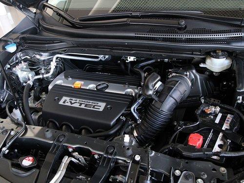 东风本田  CR-V 2.4 AT 发动机主体特写