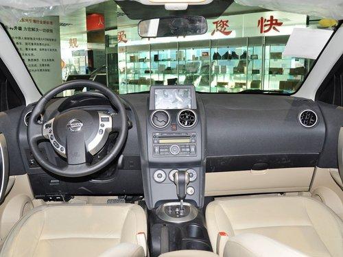 东风日产  逍客 2.0L CVT 中控台整体