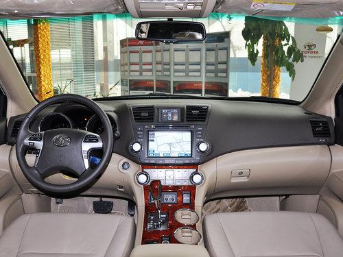 广汽丰田汉兰达有少量现车 最高降2.5万
