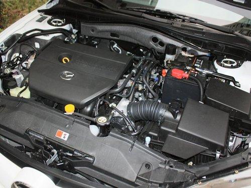 一汽马自达  MAZDA6 2.0 AT 发动机主体特写