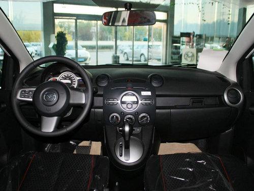 长安马自达  Mazda2两厢 1.5L AT 中控台整体