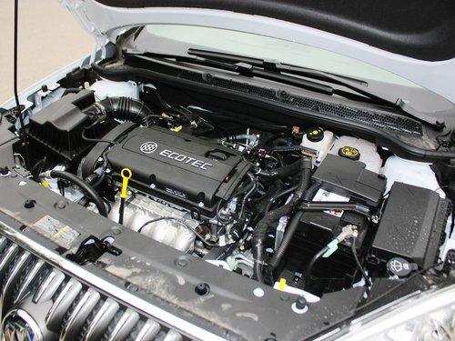 别克  GT 1.6L 自动 发动机主体特写