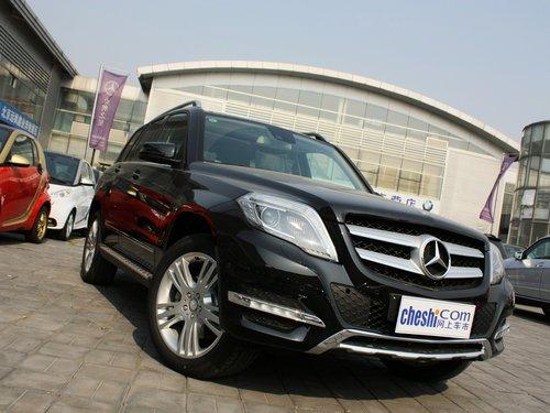 北京奔驰 glk300 3.0l 高清图片