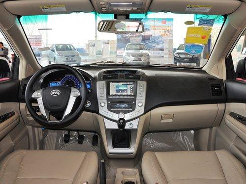 比亚迪  比亚迪S6劲悦版 2.0L MT 中控台整体
