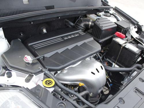 吉利英伦  英伦SX7 1.8L MT 发动机局部特写