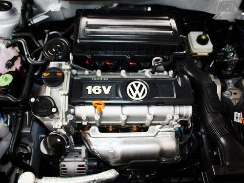 一汽-大众  1.6L 手动 发动机主体特写