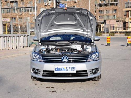 一汽-大众  1.6L 自动 车辆发动机舱整体