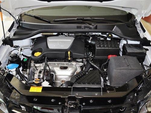 上汽荣威  1.5L 手动 发动机主体特写