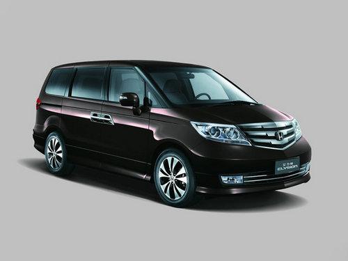 东风本田  2.4L 自动