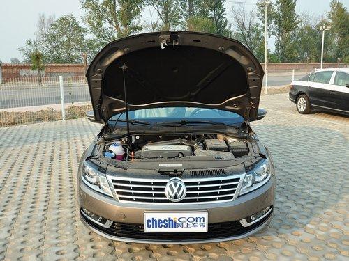 一汽-大众  1.8TSI DSG 车辆发动机舱整体