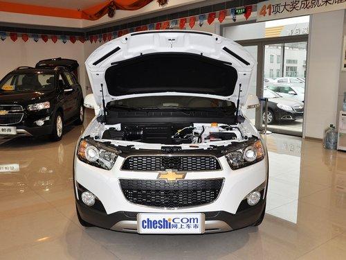 雪佛兰  2.4L 自动 车辆发动机舱整体