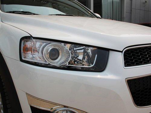 雪佛兰科帕奇SUV 7座王 2014款实拍解析高清图片